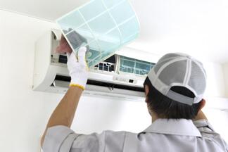 エアコン高圧分解洗浄